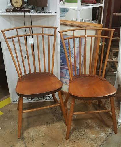 Birdcage Windsor Chairs